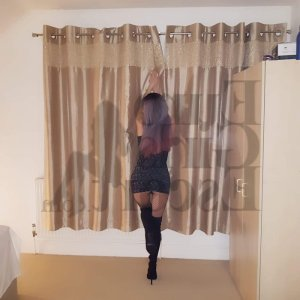 Lutfiye outcall escort in Oxford Mississippi