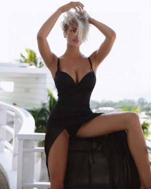 Ana-maria outcall escorts